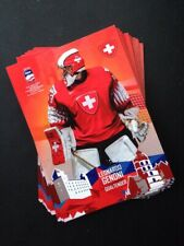 IIHF World Championship 2019 Team Switzerland (Full Set 25 cards)