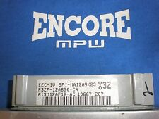 1993 FORD Mustang COBRA 5.0L Mass Air Computer X3Z ECU MAF 24# PCM Manual Stick