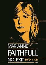 Marianne Faithfull - No Exit (NEW CD+DVD)