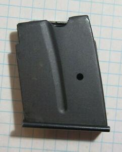 CZ 452/453 Steel Magazine 17 HMR/22 WMR 5 Round Capacity - NOS
