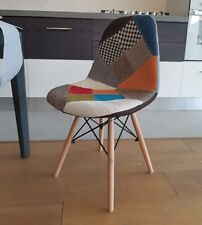 sedie design legno in vendita | eBay