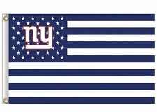 New York Giants 3x5 Ft American Flag Football New In Packaging