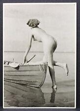 EROTIC NUDE Female Photo Erotismo vintage nudo erotico foto nude donna (i-5119