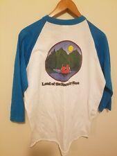 Vintage 1980s Nantahala T Shirt Rafting