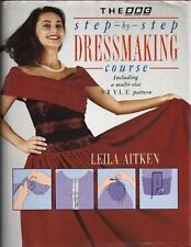 BBC Step-by-step Dressmaking Course,Leila Aitken