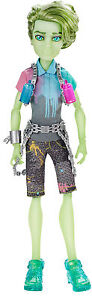 Monster High Porter Paintergeist Geiss VERSPUKT Haunted - STUDENT SPIRITS CGV19