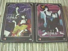 DVD ANIMACIÓN MANGA XXX HOLIC DE CLAMP SERIE COMPLETA 4 DVD 24 EPISODIOS NUEVO