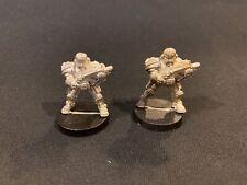Adeptus Arbites Necromunda -Warhammer40k Imperial Enforcers with bolters