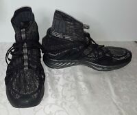 Puma - Mens Ignite EverTrack Black/Gray Shoes/Sneakers Great Condition US S 10.5
