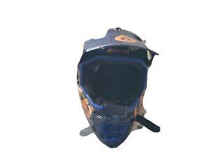 Sixsixone full face helmet
