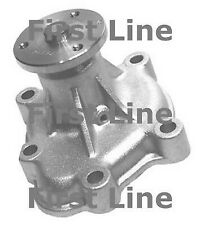 FWP1947 FIRST LINE WATER PUMP W/GASKET fits Vauxhall Astra G 1.7 10/00-