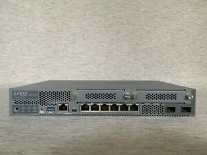 Juniper Networks SRX320-POE SRX320  Services Gateway 8GE 4G Ram 8G Flash
