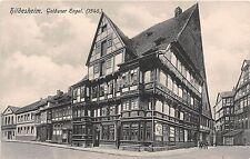 Germany postcard Hildesheim, Goldener Engel