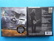 david gilmour,rattle that lock,pink floyd,box set deluxe edition,cd+ blu ray,gq