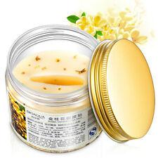 AM_ BIOAQUA Golden Osmanthus Eye Mask Reduce Wrinkle Nourishing Essence 80Pcs/Bo
