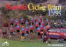 Team MOTOROLA 1995 Cyclisme Cycling ciclismo LANCE ARMSTRONG BAUER AXEL MERCKX