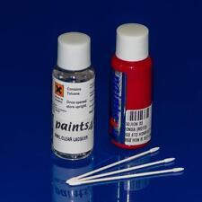 SMART 30ml Car Touchup Paint Repair Kit RED ORANGE -EAY- CA3L