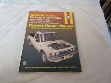 Haynes Nissan/Datsun Pick-Up & Pathfinder 1980-1997 & 1987-1995 # 72030