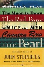The Short Novels of John Steinbeck: Penguin Classics Deluxe Edition