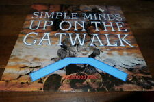 "SIMPLE MINDS - Vinyle Maxi 45 tours / 12"" !!! UP ON THE GATWALK !!! VS661-12 !!!"