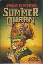 The Summer Queen by Joan D. Vinge (1978)  Hard cover with Jacket
