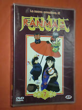 DVD DI ANIMAZIONE-DA COLLEZIONE-RANMA 1/2-nuove avventure-N°7-ep.n°91/97-NUOVO