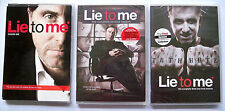 Lie to Me ~ Complete Series ~ Season 1-3 (1 2 & 3)  BRAND NEW 14-DISC DVD SET