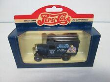 Pepsi Cola 1934 Chevrolet Delivery Van Dark Blue