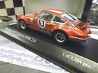 PORSCHE 911 Carrera 2.8 RSR Le Mans 1973 #63 Barth Loos GELO Minichamps SP 1:43