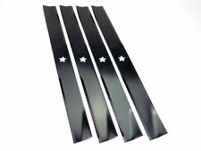 "(4) Blades for AYP & Poulan 46"" YTH2146XP, YTH2546, 2246LS 403107, 532403107"