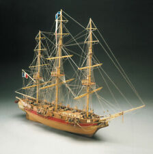 Mantua Models Astrolabe French Corvette Wooden Ship Kit 1 50 Scale