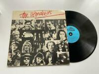 The Hitmakers 1980 Compilation Various Artists Vinyl Album Record Disc LP