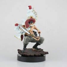 Action Figure One Piece Edward Newgate Barbabianca PVC 22 cm anime manga