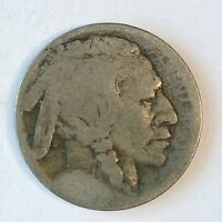 1913-D Type 2 Buffalo Nickel - High Quality Scans #D199