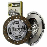 LUK 2 PART CLUTCH KIT FOR FORD COURIER BOX TD 1.8