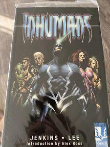 The Inhumans by Paul Jenkins & Jae Lee Marvel TPB