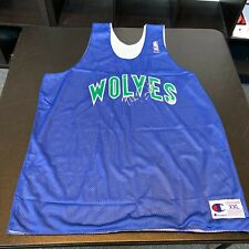 Kevin Garnett Signed Game Used Minnesota Timberwolves Practice Jersey PSA DNA