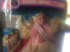 Official Miss America 70th Anniversary doll in evening gown never out of the box