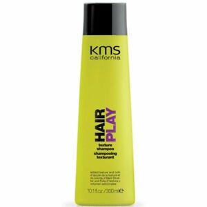 KMS Hair Play Texture Shampoo 300ml