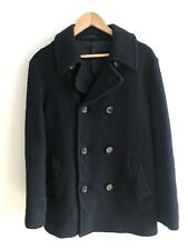 COMME DES GARCONS HOMME PEA COAT MADE IN JAPAN DESIGNED BY JUNYA WATANABE