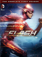 The Flash: The Complete First 1st 1 Season (DVD, 2015, 5-Disc Set) NEW
