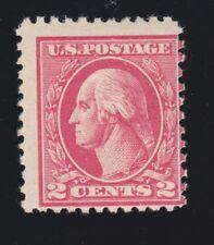 Us 527 2c Washington Mint Vg-Fine Og Nh Scv $40