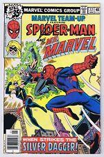 Marvel Team Up #77 NM- Signed w/COA Howard Chaykin 1978 Ms. Marvel PWC