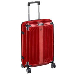 Mercedes Benz Reisekoffer Trolley Lite Box Samsonite®Curv® Rot 55x40x20cm Neu