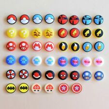 Joystick Cover Thumb Stick Grip Cap Skin For Nintend Switch NS Joy-Con Pokeball