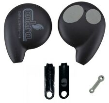 Replacement Cobra 7777 Car Alarm New Style Remote Fob + Touch key Case shell