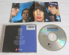 CD ALBUM BLACK AND BLUE THE ROLLING STONES 8 TITRES