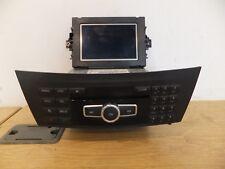 MERCEDES C Classe Sat Nav unità di testa stereo A2049001813/A1729011402#4151