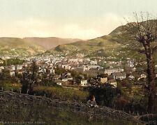 New 8x10 Photo - Sarajevo viewed from the west Bosnia Austria-Hungary 1890-1900