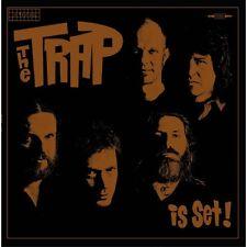 "THE TRAP IS SET ! CLOSER RECORDS LP 12"" VINYLE NEUF NEW VINYL + CD"